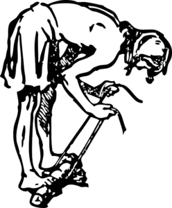 Schnürsenke Damen Wanderschuhe