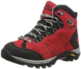 Bruetting MOUNT BONA HIGH, Damen Trekking- & Wanderstiefel, Rot (ROT), 38 EU (5 Damen UK) -