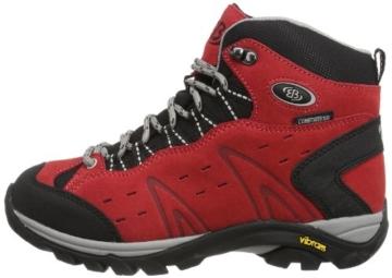 Bruetting MOUNT BONA HIGH, Damen Trekking- & Wanderstiefel, Rot (ROT), 41 EU (8 Damen UK) -