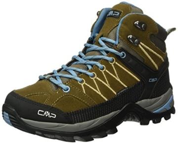 CMP Rigel Mid 3Q12946 Damen Trekking und Wanderschuhe, braun (wood P891), 38 -