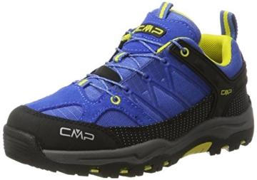 CMP Unisex-Erwachsene Rigel Trekking-& Wanderschuhe, Blau (Cobalto), 38 EU -