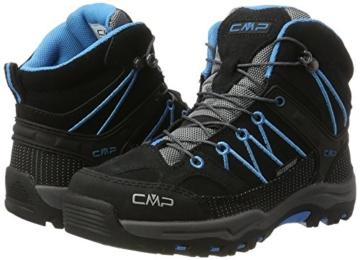 CMP Unisex-Erwachsene Rigel Trekking-& Wanderschuhe, Schwarz (Nero), 41 EU -