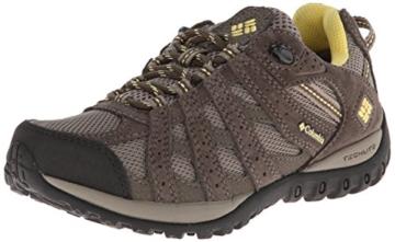 Columbia Redmond Waterproof Damen Trekking- & Wanderhalbschuhe, Braun (Pebble/Sunlit 227), 39 EU, Redmond Waterproof-W -