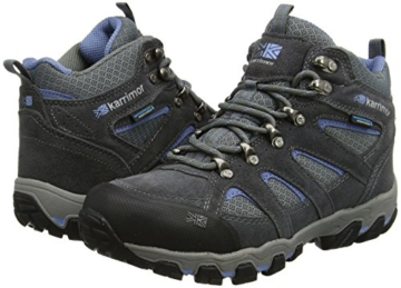Karrimor Damen Bodmin Mid 5 Ladies Weathertite Uk 5 Trekking-& Wanderschuhe, Grau (Grey), 38 EU -