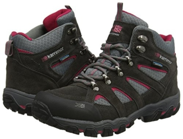 Karrimor Damen Bodmin Mid 5 Ladies Weathertite Uk 6 Trekking-& Wanderschuhe, Grau (Dark Grey), 39 EU -