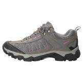 Mountain Warehouse Skyline Damen Trekking-Schuhe Wandersport Trail Wanderschuhe bergwandern atmungsaktiv bequem Grau 39 -